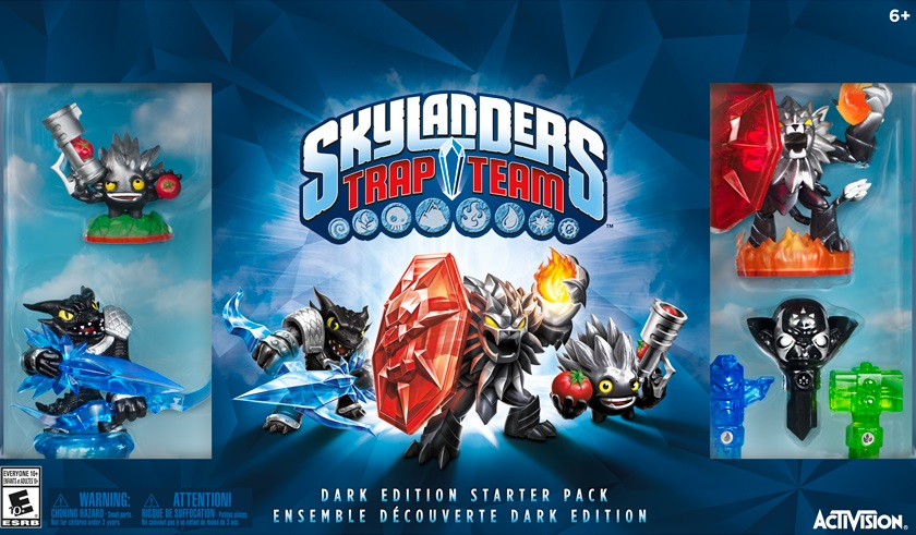 Trap Team SkylanderNutts