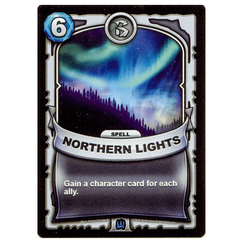 Northern Lights Characters