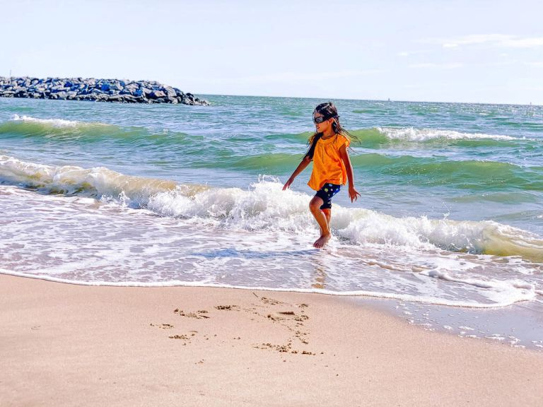 how to spend the weekend in Williamsburg Virginia with kids