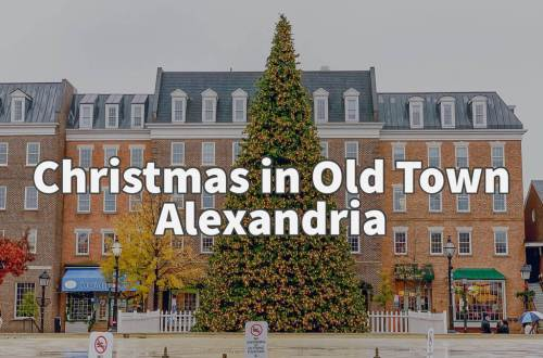 Holidays in Old Town Alexandria