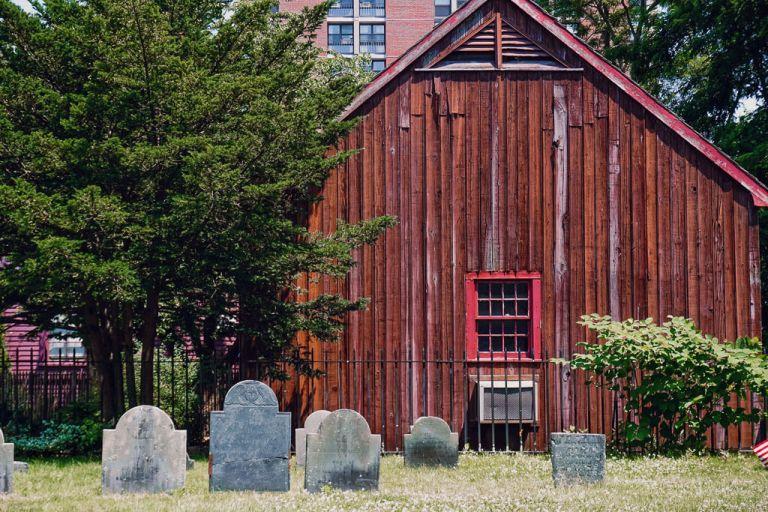 One day in Salem Massachusetts