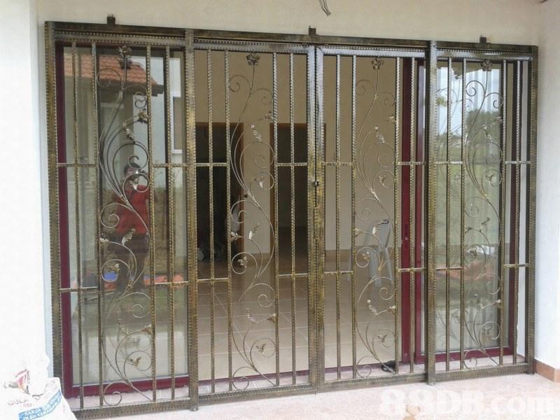 Fabrication Of Steel Doors, Windows & Grills