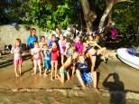 Boat kids!