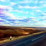 Cragg Vale's moorland
