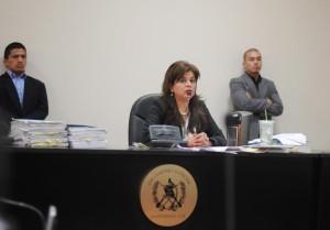 Judge Patricia Flores