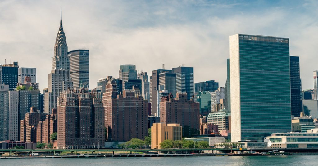 NYC History UN Building By Skyline Cruises