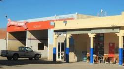 Gas station Afriquia
