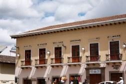 Quito birds and windows