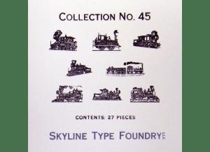 What's New – Skyline Type Foundry