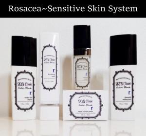 SKYN Clinic Custom Blends Sensitive Skin System