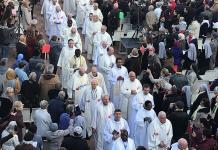 Algerian Catholic church beatifies slain members of 1996 civil war