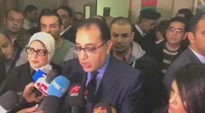 Egyptian PM visits survivors of bus blast that killed 4 people