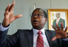 Zimbabwe's finance minister defends painful reforms