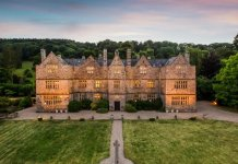 400-Year-Old English Manor House Asks Almost £4 Million