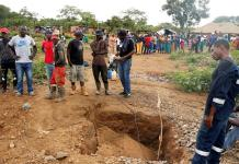 Zimbabwe: 8 gold miners rescued on Saturday