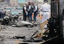 Explosion leaves three dead, several injured in Egypt