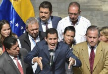 Guaido boosted by Europe backing in Venezuela standoff