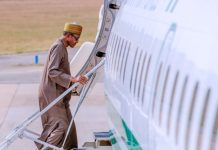 Buhari leaves for London today