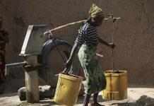 Nigerian gateman opts for community bore-hole over house gift