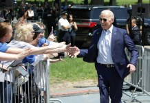 For many Democrats desperate to beat Trump, Biden's their man
