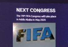Ethiopia capital, Addis Ababa, to host 70th FIFA Congress in 2020