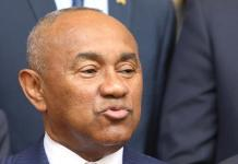 CAF president freed without charge after French graft probe