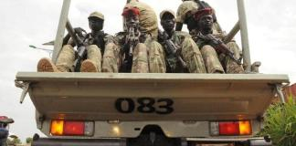South Sudan army, rebels clash near Juba