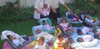 Abandoned babies overwhelm South African orphanages