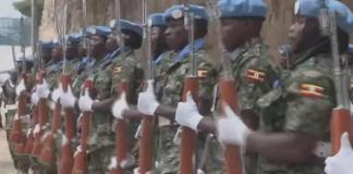 Uganda's military gets boost from Canada and Japan