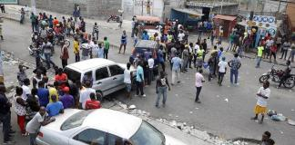 Fuel crisis in Haiti stokes tension