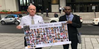 Boeing to pay families of Ethiopian, Malaysian airlines crash victims