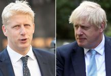 PM's brother Jo Johnson quits over Brexit