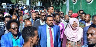 Ethiopian activist floats election challenge against Abiy