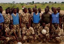Nigerian Army to engage local football club 'Plateau United'