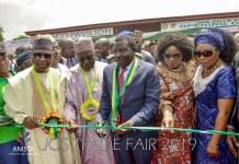 Trade fair to boost SME's - Nigeria's Gov. Lalong