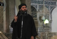 With Baghdadi gone, who is heir to the 'caliph'?