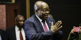 S.Africa's Zuma files last-minute appeal at corruption trial