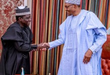"""Skynewsafrica Nigeria's Gov. Lalong to serve President Buhari with local drink, """"Zobo"""""""