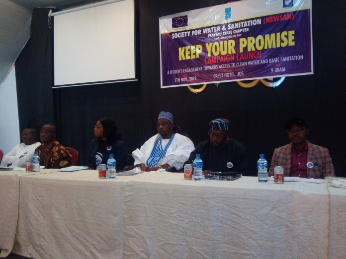 Nigerian NGO, EU, holds politicians to end open defecation