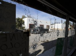 How the gunfights in north Mexico that left 23 dead unfolded