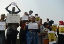 Skynewsafrica India gang-rape shootings revives extrajudicial killing fears