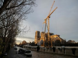 Skynewsafrica No Christmas Mass at Notre-Dame for first time in two centuries