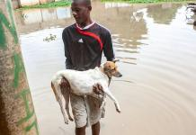 Sky News Africa Angola: heavy torrential rains in Luanda kill 41 people