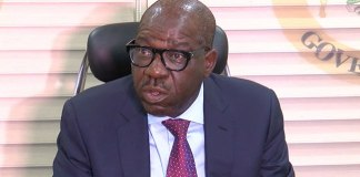 sky news africa Court refuses to bar Nigeria's Gov. Obaseki from participating in election