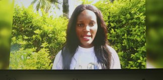 sky news africa 'Wake up': Climate activist Nakate challenges world leaders