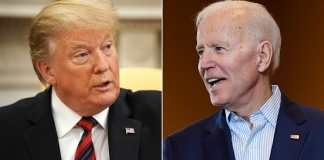 sky news africa US Election: Biden lead in key states, Trump ramps unfounded fraud claims