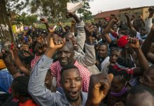 sky news africa Uganda says president wins 6th term as vote-rigging alleged