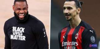 sky news africa LeBron v Zlatan: Why the age of the apolitical superstar is gone forever
