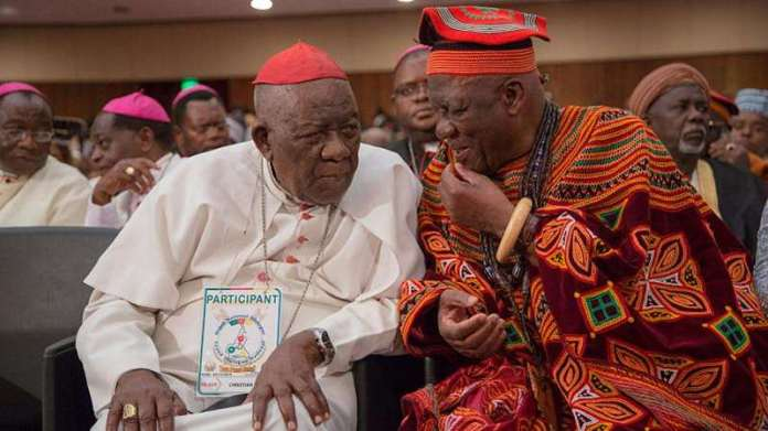 sky news africa Cameroon mourns the passing away of Christian Cardinal Tumi