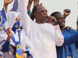 sky news africa Chad's election begins as President Deby seeks to extend 30-year rule